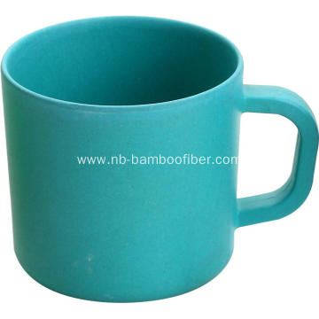 Eco-friendly Small Bamboo Fiber Cylinder Holder Cup